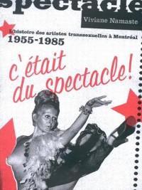 Cover C'était du spectacle!