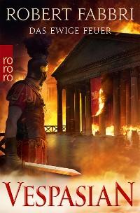 Cover Vespasian. Das ewige Feuer