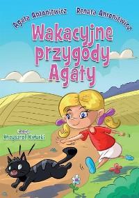 Cover Wakacyjne przygody Agaty