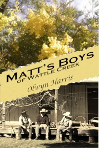 Cover Matt's Boys of Wattle Creek