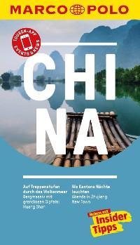 Cover MARCO POLO Reiseführer China