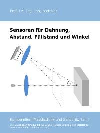 Cover Sensoren für Dehnung, Abstand, Füllstand und Winkel