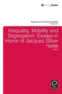 Cover Inequality, Mobility, and Segregation