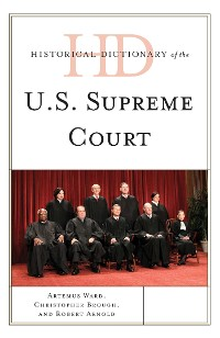 Cover Historical Dictionary of the U.S. Supreme Court