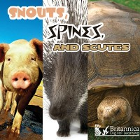 Cover Snouts, Spines, and Scutes