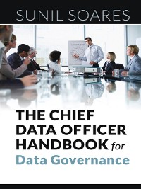Cover The Chief Data Officer Handbook for Data Governance