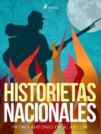 Cover Historietas nacionales