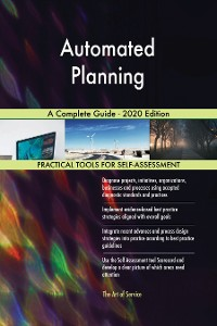 Cover Automated Planning A Complete Guide - 2020 Edition