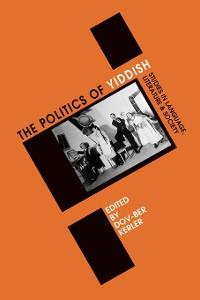 Cover Politics of Yiddish
