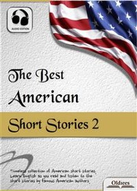 Cover The Best American Short Stories 2
