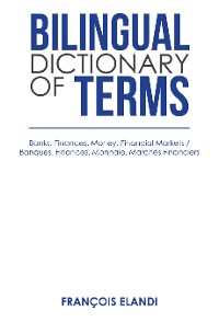 Cover Bilingual Dictionary of Terms
