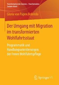 Cover Der Umgang mit Migration im transformierten Wohlfahrtsstaat