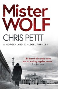 Cover Mister Wolf