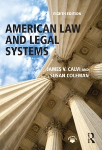 Cover American Law and Legal Systems