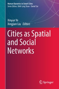 Cover Cities as Spatial and Social Networks