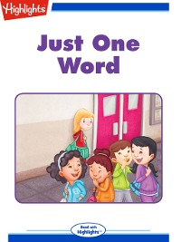Cover Just One Word