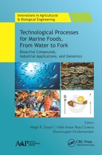 Cover Technological Processes for Marine Foods, From Water to Fork