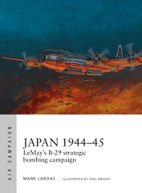Cover Japan 1944 45