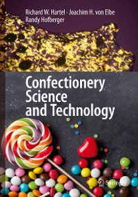 Cover Confectionery Science and Technology