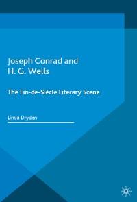 Cover Joseph Conrad and H. G. Wells