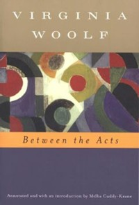 Cover Between the Acts (Annotated)