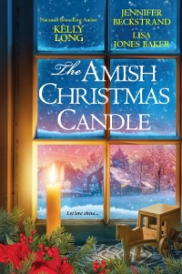 Cover Amish Christmas Candle