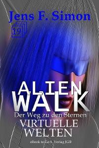 Cover Virtuelle Welten (ALienWalk 19)