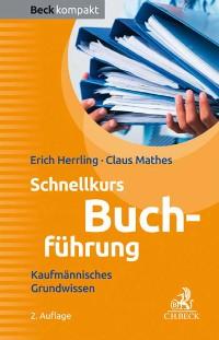 Cover Schnellkurs Buchführung