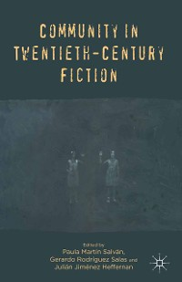 Cover Community in Twentieth-Century Fiction