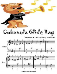 Cover Cubanola Glide Rag - Easiest Piano Sheet Music Junior Edition