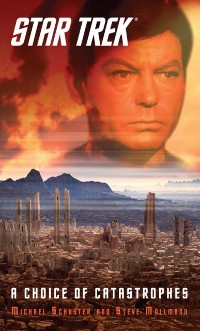 Cover Star Trek: A Choice of Catastrophes