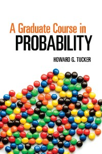 Cover A Graduate Course in Probability