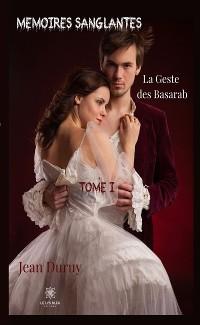 Cover Mémoires sanglantes - Tome I