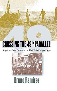 Cover Crossing the 49th Parallel