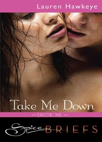 Cover Take Me Down (Mills & Boon Spice Briefs)