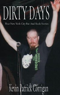 Cover DIRTY  DAYS