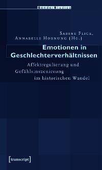 Cover Emotionen in Geschlechterverhältnissen