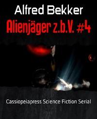 Cover Alienjäger z.b.V. #4