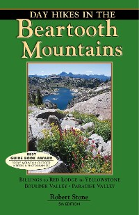 Cover Day Hikes in the Beartooth Mountains