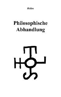 Cover Philosophische Abhandlung
