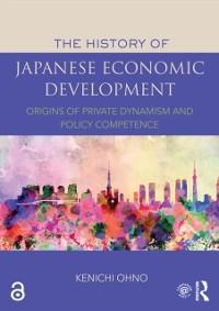 Cover History of Japanese Economic Development