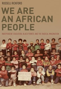 Cover We Are an African People