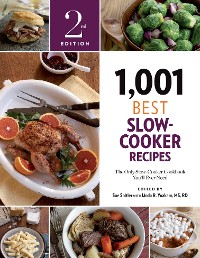 Cover 1,001 Best Slow-Cooker Recipes