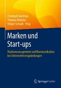 Cover Marken und Start-ups