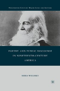 Cover Poetry and Public Discourse in Nineteenth-Century America