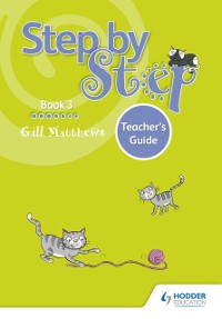 Cover Step by Step Book 3 Teacher's Guide