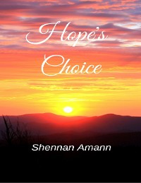 Cover Hope's Choice