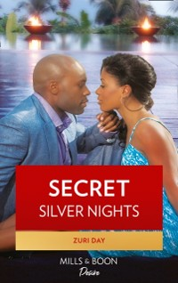 Cover Secret Silver Nights (The Drakes of California, Book 5)