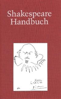 Cover Shakespeare-Handbuch