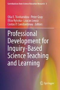 Cover Professional Development for Inquiry-Based Science Teaching and Learning